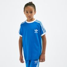 adidas Originals Kids' Three Stripes T-Shirt