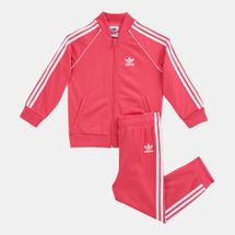 adidas Originals Kids' Superstar Tracksuit (Baby and Toddler)