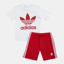 adidas Originals Kids' Trefoil Set (Baby and Toddler)