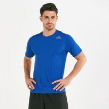 adidas Men's FreeLift Climachill 3-Stripes T-Shirt