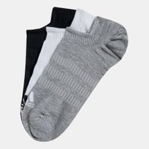 adidas Kids' Low-Cut Ankle Socks (3 Pack)