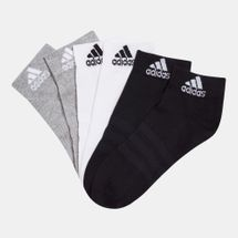 adidas Men's Everyday Ankle Socks (3 Pack)