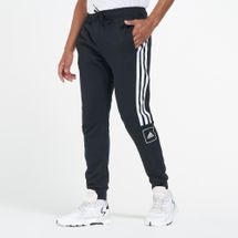 adidas Men's Athletics 3-Stripes Slim Pants