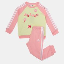 adidas Kids' Training Graphic Tracksuit (Baby and Toddler)