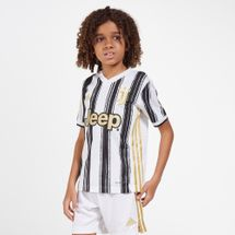 adidas Kids' Juventus Home Jersey - 2020/21 (Older Kids)