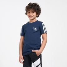 adidas Kids' DMH Logo T-Shirt (Older Kids)