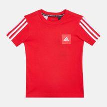 adidas Kids' DMH Logo T-Shirt (Older Kids)