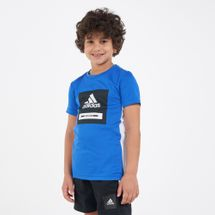 adidas Kids' Bold Training T-Shirt (Older Kids)