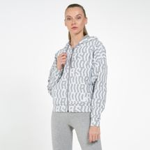 adidas Women's Athletics Must Haves Allover Print Hoodie