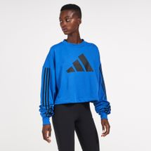 adidas Women's Adjust Sweatshirt