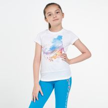 adidas Kids' Disney Frozen Training T-Shirt (Younger Kids)