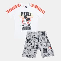 adidas Kids' Disney Minnie Mouse Summer Set (Baby and Toddler)