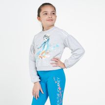 adidas Kids' Disney Frozen Training Sweatshirt (Younger Kids)