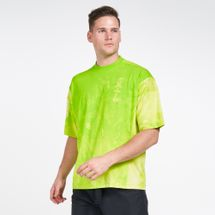 adidas Men's Three Stripes Dye T-Shirt