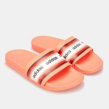 adidas Women's FARM Rio Adilette Comfort Slides