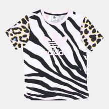 adidas Originals Kids' LZ T-Shirt (Younger Kids)