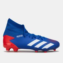 adidas Men's Predator 20.3 Tormentor Pack Firm Ground Football Shoe