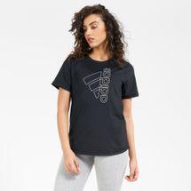 adidas Women's Badge of Sport T-Shirt
