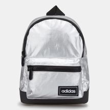 adidas Women's Classic Metallic Extra Small Backpack