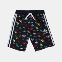 adidas Originals Kids' Allover Print Shorts (Older Kids)