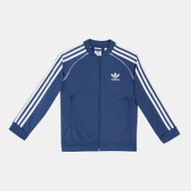 adidas Originals Kids' Superstar Track Jacket (Older Kids)