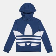 adidas Originals Kids' Big Trefoil Hoodie (Older Kids)
