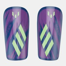 adidas Men's Messi Club Shin Guards