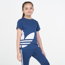 adidas Originals Kids' Big Trefoil T-Shirt (Older Kids)