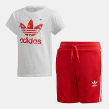 adidas Kids' T-Shirt And Shorts Set (Younger Kids)