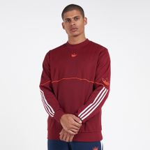 adidas Originals Men's Outline Crew Sweatshirt