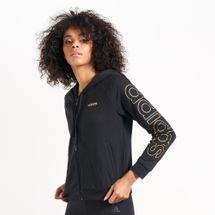 adidas Women's Hooded Track Jacket