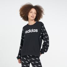 adidas Women's Essentials Favorites Sweatshirt
