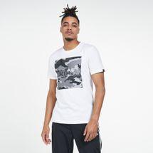 adidas Men's Essentials Box Camo T-Shirt