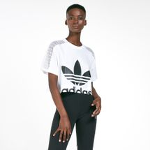 adidas Originals Women's Lace T-Shirt
