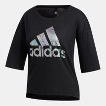 adidas Women's Badge of Sport T-Shirt