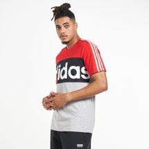 adidas Originals Men's Essentials Colour Block T-Shirt