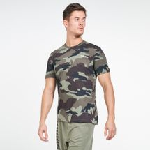 adidas Men's Training Fast And Confident Camo T-Shirt