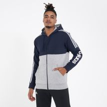 adidas Men's Essentials Colourblock Track Jacket