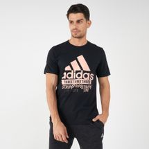 adidas Men's Work In Progress Amplifier T-Shirt