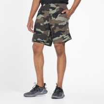 adidas Men's Training Fast And Confident Camo Shorts