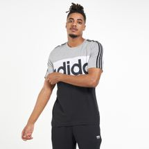 adidas Men's Essential Colour Block T-Shirt