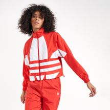 adidas Originals Women's Large Logo Track Jacket