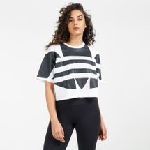 adidas Originals Women's Large Logo T-Shirt