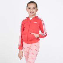 adidas Kids' Essentials 3-Stripes Hoodie (Older Kids)