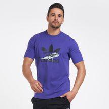 adidas Originals Men's PT3 Logo T-Shirt