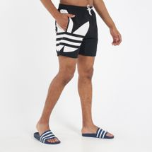 adidas Originals Men's Big Trefoil Swim Shorts