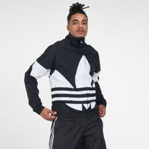 adidas Originals Men's Big Trefoil Track Jacket