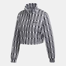 adidas Originals Women's R.Y.V. Crop Track Jacket