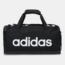 adidas Linear Logo Duffel Bag