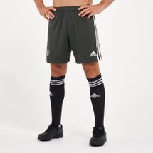 adidas Men's Manchester United Away Shorts - 2020/21
